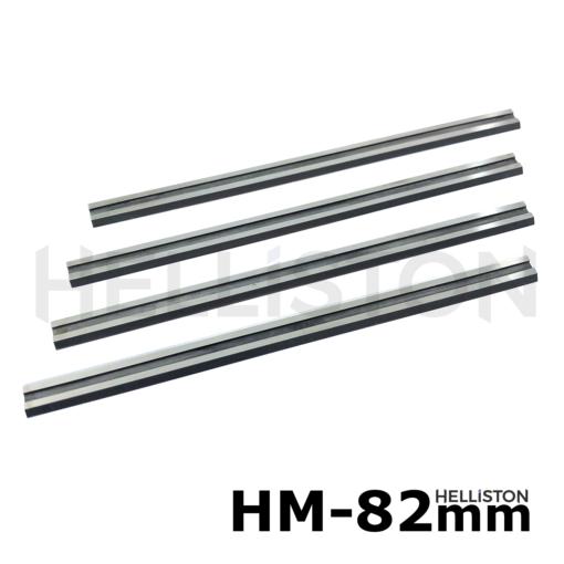 HM TCT Planer Blades, Reversible knives 82 x 5,5 x 1,1 mm,Hard metal (Tungsten carbide), double-sided blades for electrical hand planers AEG EH 82, EH 82-l, EH 450, EH 700, EH 700R, H 500, H 700, HE 800 Black & Decker BD 711, DN 710 Bosch: C 2-82, C 3-82, C 20-82, C 30-82, C 100, C 150, C 200, C 300; GHO 18 V-LI, GHO 26-82, GHO 31-82, GHO 36-82C, GHO 40-82C; PHO 15-82, PHO 16-82, PHO 25-82, PHO 35-82 jne. Fein: HS 2151 Haffner: FH 222, FH 224 Hitachi: FP 20 A, P 20 SA, P 20 V HolzHer: 2321, 2323, 2330 Mafell: EHU 82, MHU 82 Makita: 1001, 1100, 1125, 1125 B, 1600, 1900 B, 1901, 1923B, 1923H, 1923 HO Metabo: 4382, HO 0882, HO 8382 Skil: 94 H, 95 H, 97 H