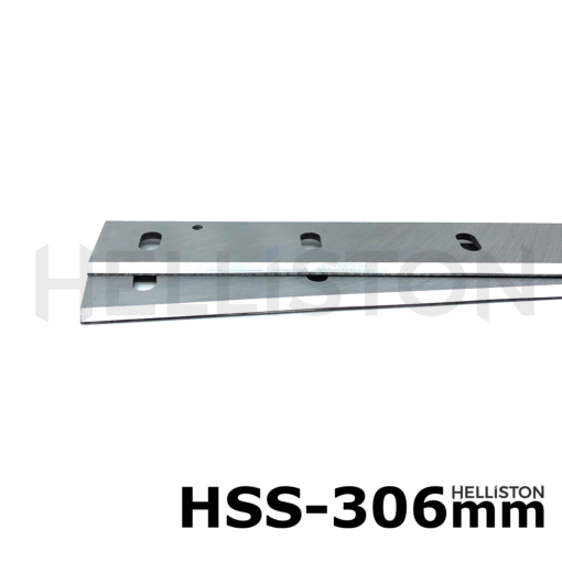 SS Planer Blades 306 x 32 x 3 mm for Makita 2012NB