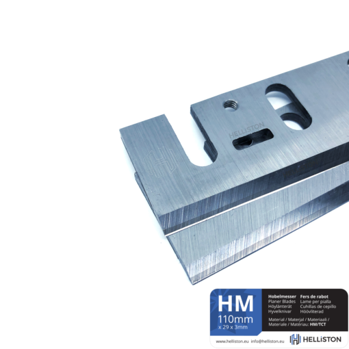 HM Planer Blades 110 x 29 x 3mm, Wolframcarbid, Tungsten Carbide Blades, Hardmetal, Makita 1911B, 1002BA, Europe, Germany, England, Great Britain, France, de, fr, co.uk, resharpanable, sharpanple, planer blade sharping, sharp, durable, Canada, USA, Australia, Carpentry, woodworking, electric hand planer, review, rewiev, parts, power planer, manual, Helliston